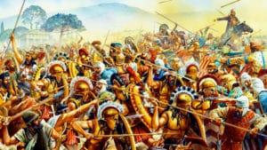 Migranti in Italia. Nel passato ciò portò L'Impero Romano al collasso