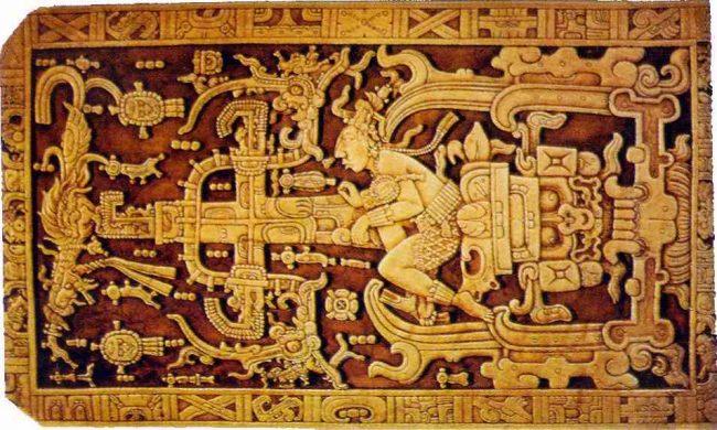 Lastra di Palenque