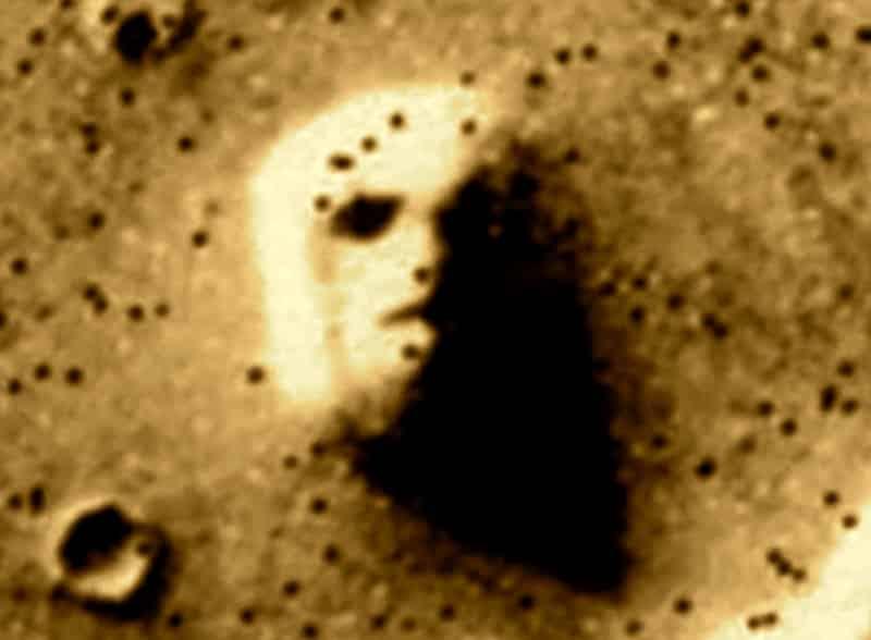 volto di Cydonia