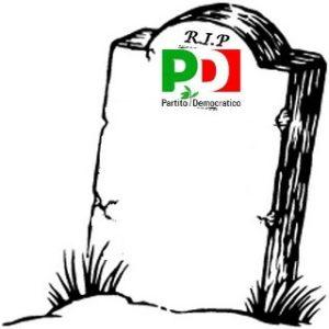Renzi e il suo egocentrismo smisurato hanno disintegrato il PD