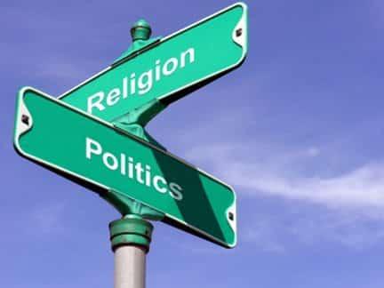 religioni e politica