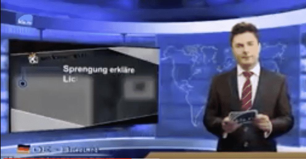 Crollo Ponte Morandi, per i giornali tedeschi ipotesi di attentato