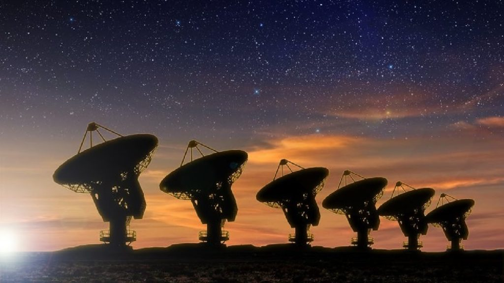 Radio telescopi SETI