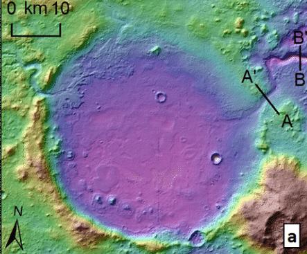 cratere Jezero