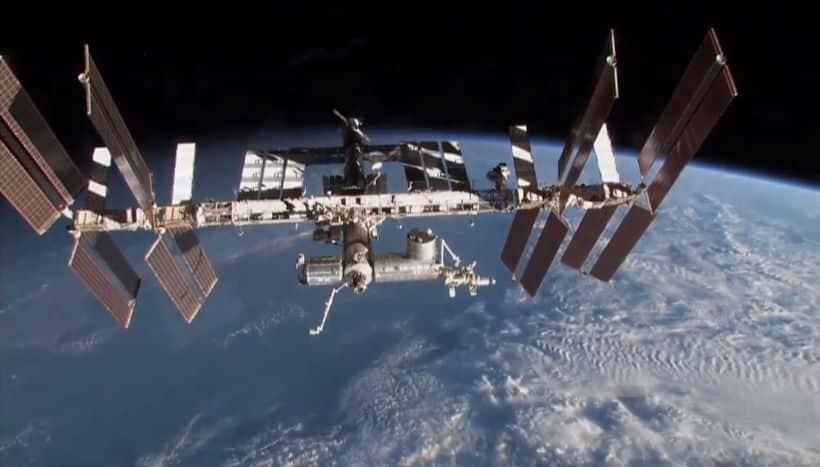 stazione saziale ISS