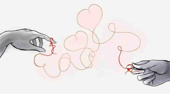 La vera storia della leggenda del filo rosso che unisce le anime gemelle
