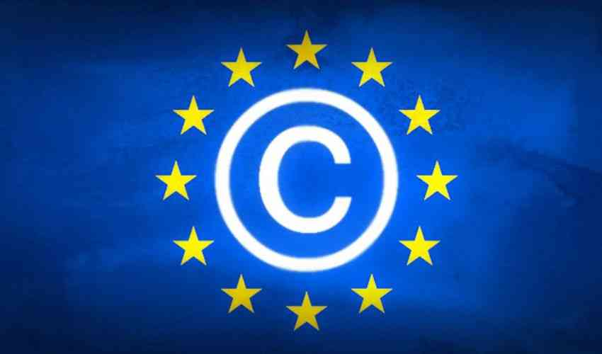 copyright EU su internet