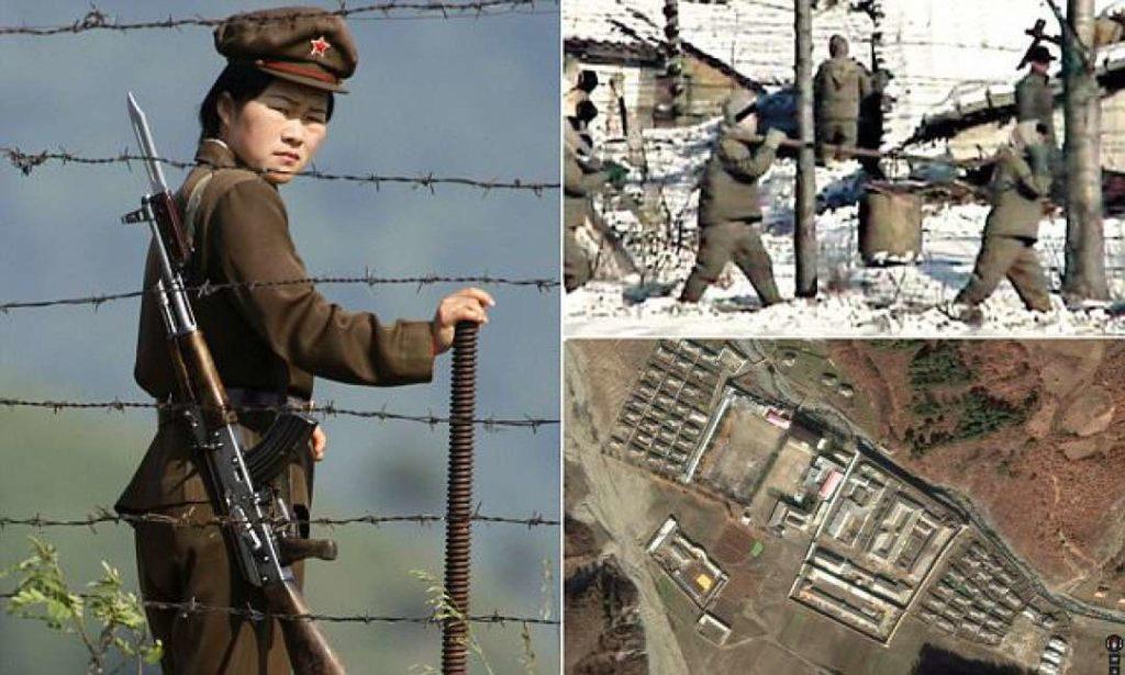 Crimini nei campi nord coreani