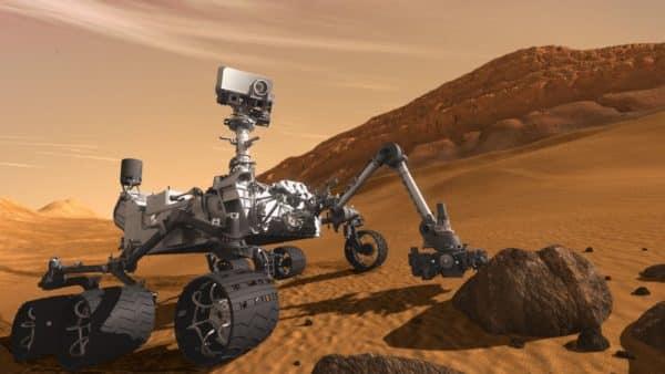 Trovato ossigeno su Marte, le prove della NASA