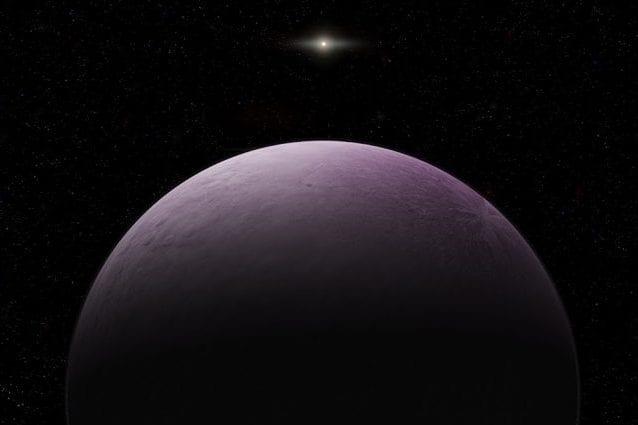 Scoperto nuovo pianeta nano, Farout ai confini del sistema solare