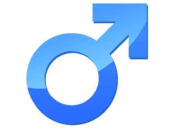 simbolo uomo