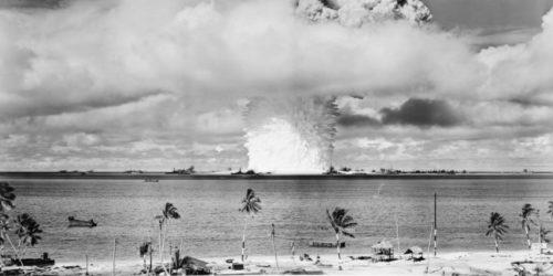 test atomico isole Bikini