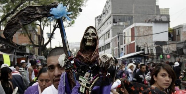 Culto della Santa Muerte