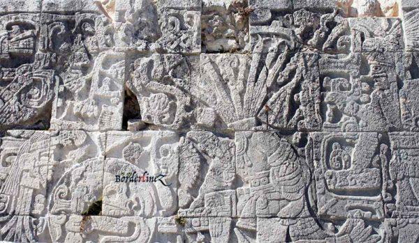 Decorazioni Maya