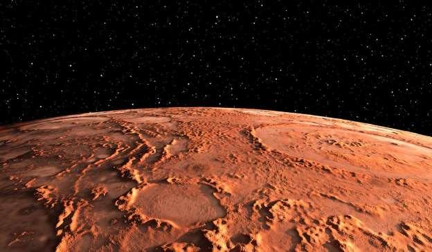 Marte, registrato dalla sonda Insight per la prima volta un terremoto