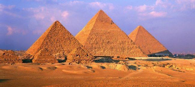 Piramidi, il mistero della cuspide