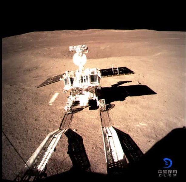 Chang'E-4, arrivano le prime foto della Luna sulla Terra