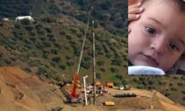 Julien il bambino caduto nel pozzo è morto