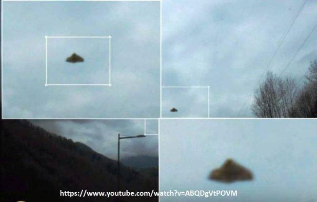 ufo Valtellina