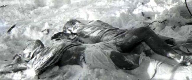 Corpi trovati sul passo di Djatlov