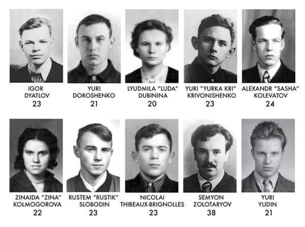 Djatlov Team