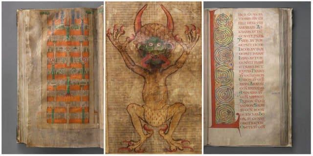Codex Gigas, la Bibbia del Diavolo