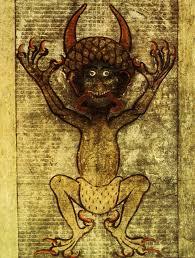 Rappresentazione del Diavolo nel Codex Gigas
