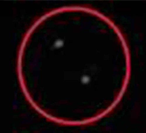 oggetti luminosi non identificati