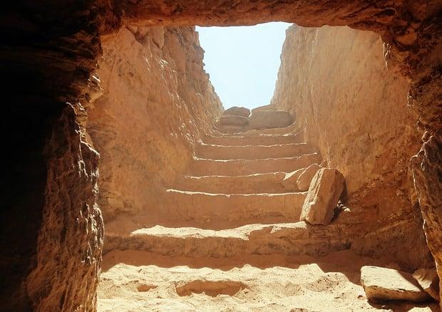 tomba di Assuan