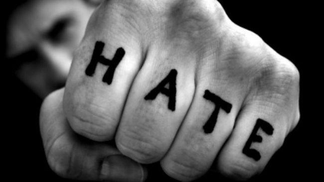 Aforismi, frasi e citazioni sull'odio