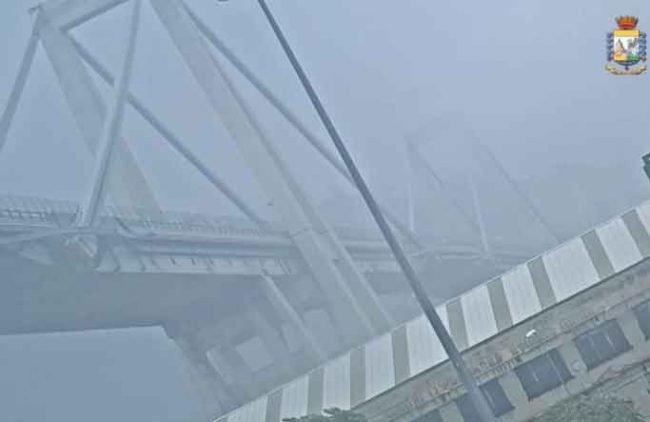 Ponte Morandi, l'ultimo video rilasciato dalla Ferrometal è un falso?