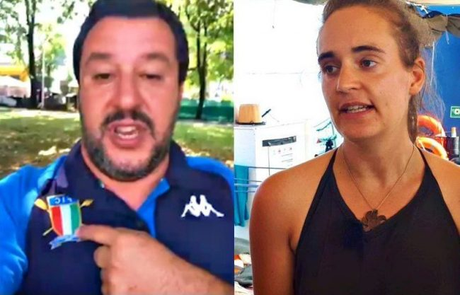 Sea Watch, l'Olanda dà ragione a Salvini e attacca la capitana