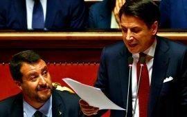 Matteo Salvini e la rivolta sui social