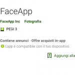 FaceApp (l'app che invecchia) sotto accusa per potenziale furto di dati