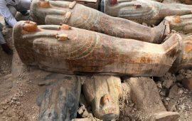 Scoperte a Luxor 20 tombe egizie completamente intatte