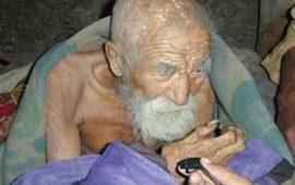 L'uomo più vecchio del mondo (la morte si è dimenticata di lui)