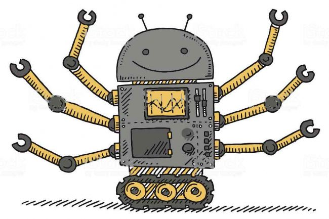 robot segnalatore di bugie