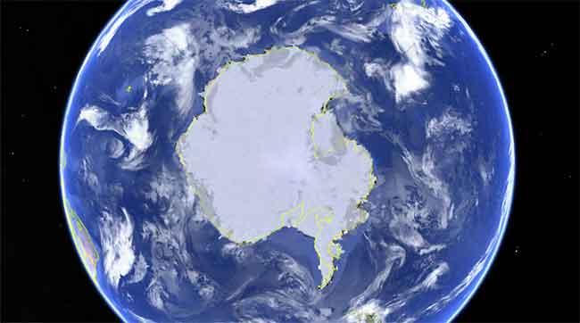 In Antartide è stato scoperto il canyon più profondo della Terra