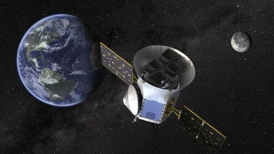 satellite tess