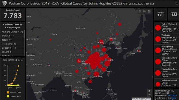 Coronavirus, l'OMS lancia l'emergenza a livello internazionale