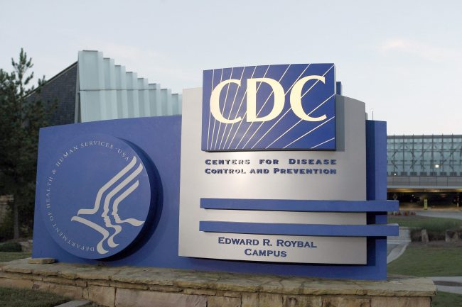 CDN (Center for Disease Control and Prevension)