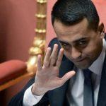 Le dimissioni del ministro Luigi Di Maio