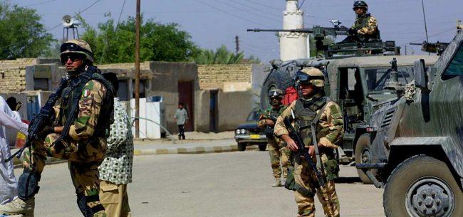 L'Iran ha attaccato la base di Erbil dove sono presenti 400 militari italiani