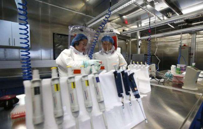 Il laboratorio ad alto isolamento di Wuhan, città del focolaio di 2019-nCoV