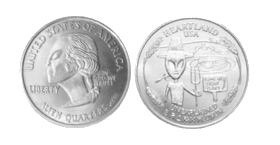 monete ufo
