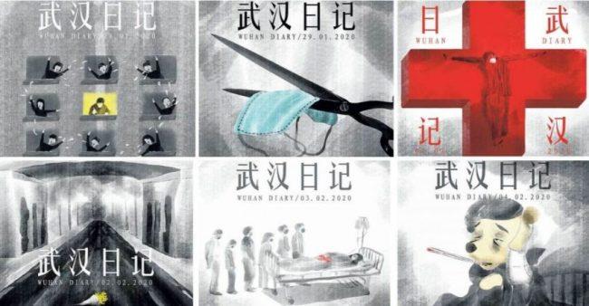 Coronavirus, un vignettista di Wuhan svela le menzogne del regime
