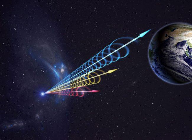 """Misteriosi segnali dallo spazio: un """"fast radio burst"""" si ripete ogni 16 giorni"""
