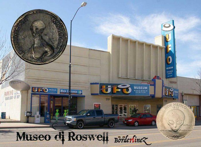 Monete e banconote Ufo di Roswell