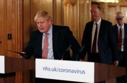 La dichiarazione del primo ministro Boris Johnson sul coronavirus