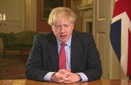 Coronavirus, Boris Johnson ha contratto la malattia